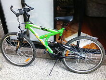 HUFFY Sport bike 18speeds Sunshine West Brimbank Area Preview