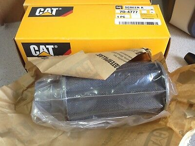 Genuine Oem Caterpillar Cat Screen A 7d-4777 Nos New Old Stock In Original Box