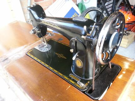 Singer 201k treadle powered antique. Maroubra Eastern Suburbs Preview