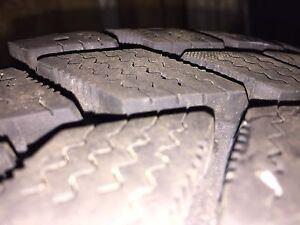 Brand New 185/65R14 4 Bolt Hankook iPike Winter Tires Cambridge Kitchener Area image 4