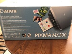 Canon Pixma MX300 printer, scanner, fax machine