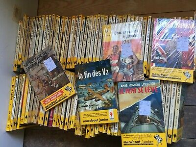 Gros lot 97 livres Marabout   #157