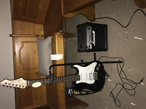 Barnacuda guitar/Marshall amp for sale message me if interested