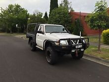 2000 Nissan Patrol 4.2L inter-cooled Wantirna South Knox Area Preview