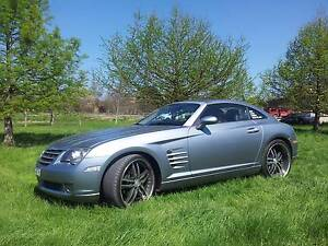 2003 Crossfire Coupe mercedes SLK torana monaro jaguar eh hr hq Kingston South Canberra Preview