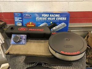 Ford racing valve covers 302 5.0l mustang