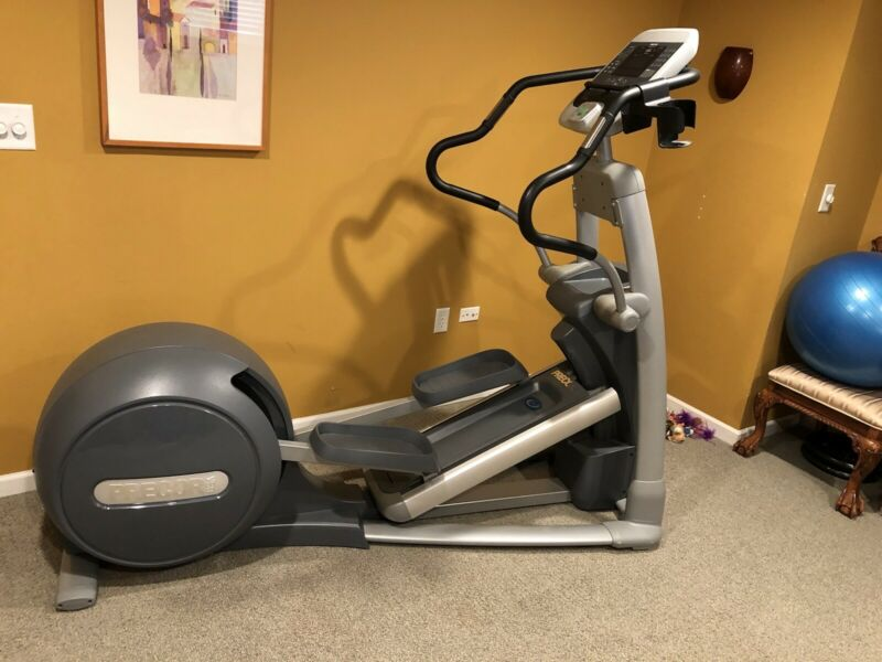 Precor, EFX 546i Experience Series Elliptical Trainer, Excellent Condition!