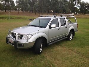 2012 Nissan Navara Ute Brassall Ipswich City Preview