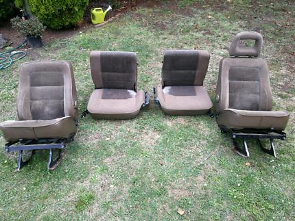 NA - NG Mitsubishi Pajero seats