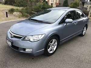 2007 HONDA CIVIC SPORT WITH REG AND RWC!!! Roxburgh Park Hume Area Preview