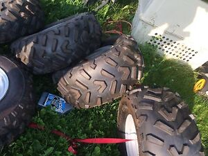 Brand new quad tires for sale