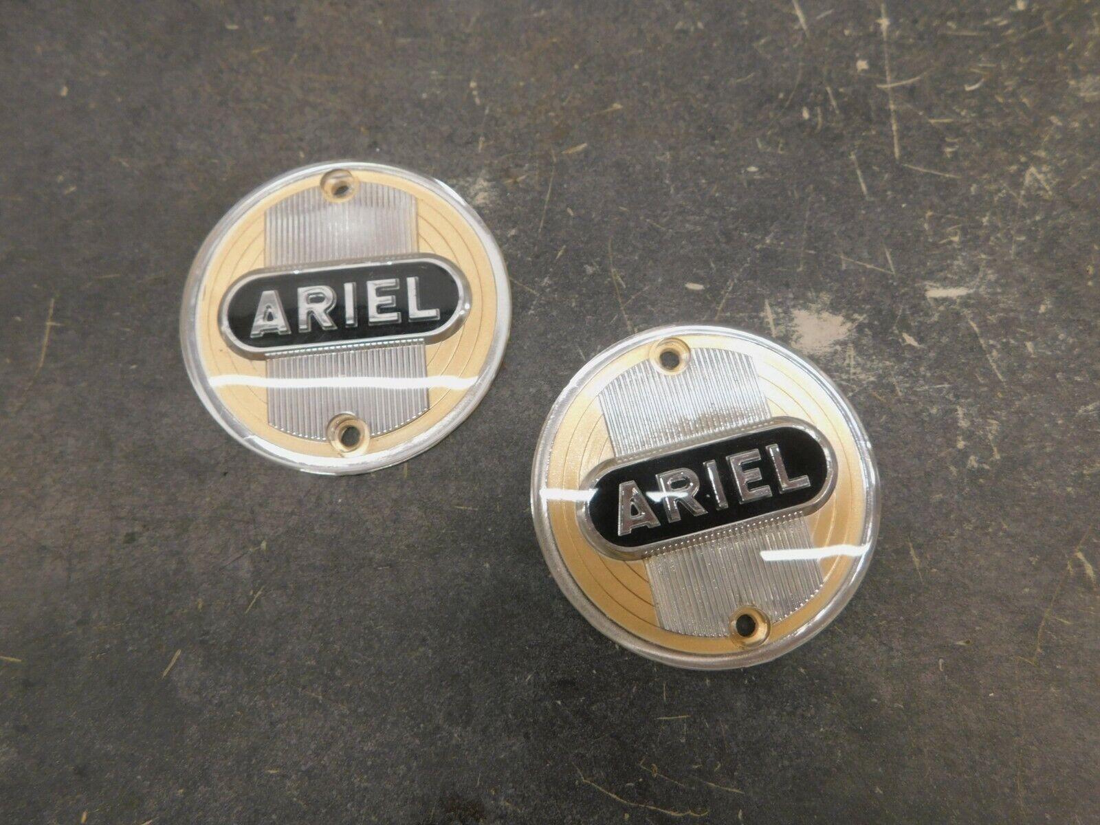 Ariel Square Four Tank Emblem Badges #4          1811