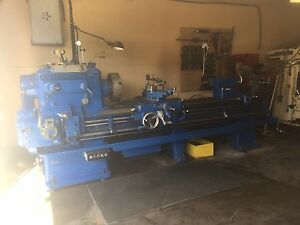 Lathe for trade