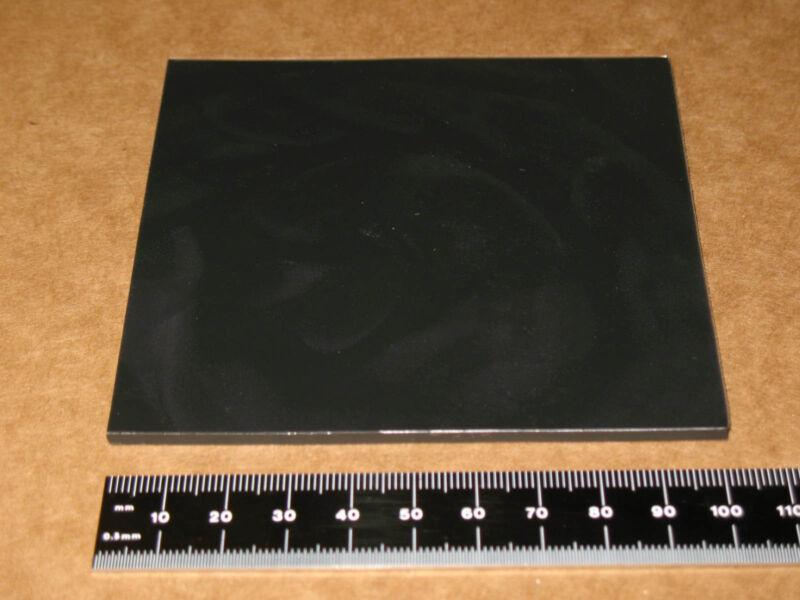 "SORBOTHANE SHEET 4X4x1/8"" VIBRATION ISO RUBBER PAD 50D"