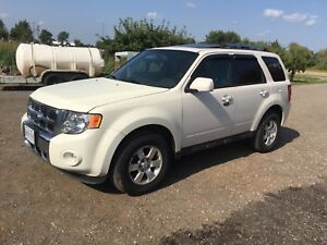 2011 Ford Escape Limited AWD LOW KM