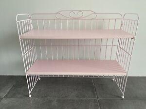 IKEA pink shelf unit