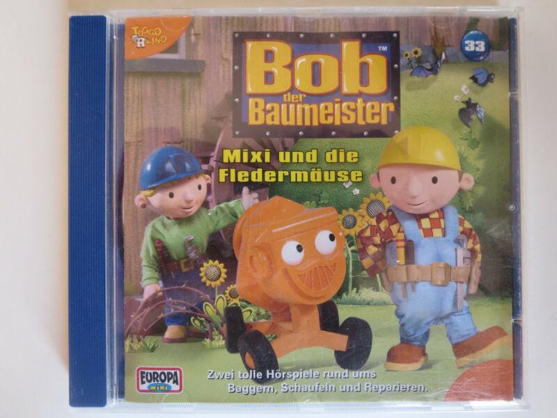 "Kinder-CD ""Bob der Baumeister"" Toggolino, ab 3, 2 tolle Hörspiele, Sony Music"