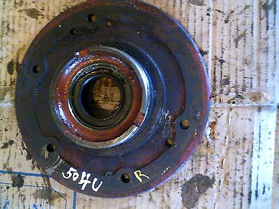 Farmall Ih 504 Utility Tractor Rear Inner Brake Housing