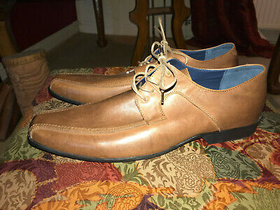 MENS BROWN HUSH PUPPIES SHOES SIZE 15 EU 51 BRAND NEW