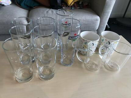 Glasses / mugs