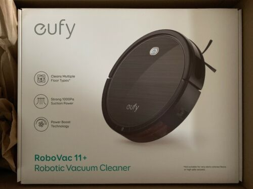 eufy BoostIQ RoboVac 11+ 2nd Gen Self-Charging Robotic Vacuu