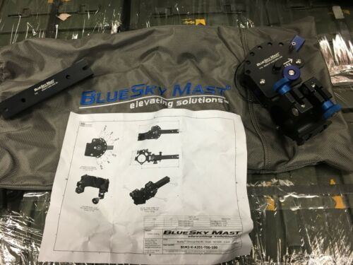 BLUESKY MAST ARTICULATING ARM KIT for AL1 / AL2 TRIPOD NEW