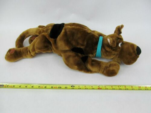 """Large Talking Scooby Doo 24"""" (including tail) Plush Toy"""