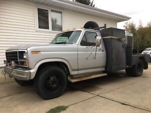 82 Ford F-350 Dually welding rig $4500