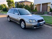 1998 Subaru Outback Limited Manual (AWD) 9Months Rego Liverpool Liverpool Area Preview