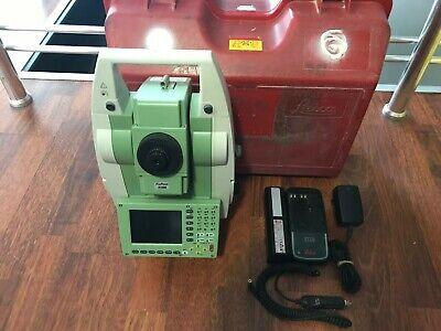 Leica Tcrm1205 R1000 Mot Total Station W.rl Edm Calibrated 2020 Free Ship