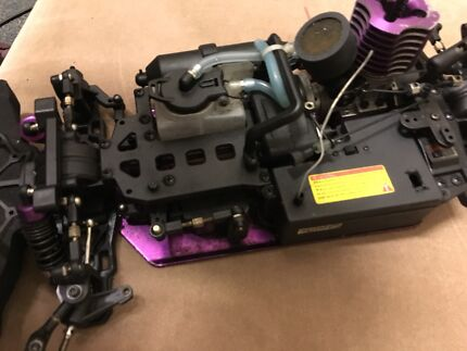 1/10 scale nitro rc for parts