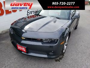 2014 Chevrolet Camaro 2LT RS PACKAGE, REMOTE START, NAVIGATION