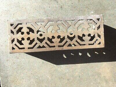 Antique Cast Air Brick