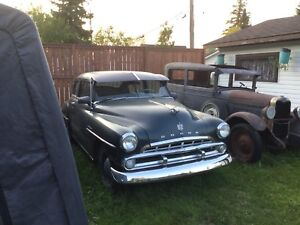Trade Rare 1951 Dodge Kingsway 2 dr Fastback for Streetbike