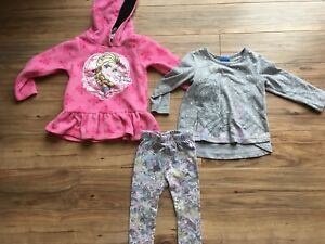 Huge lot of spring and summer clothes 2T