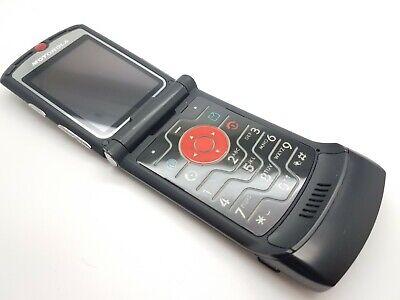 (Tesco) Motorola Razr V3i Black Mobile Phone