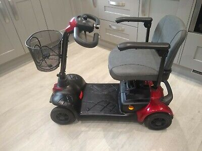 Drive ST2A-1B portable Mobility Scooter