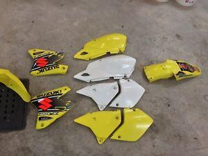 Kit plastiques DRZ400/KLX400