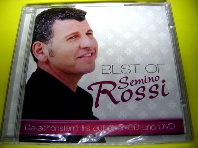 SEMINO ROSSI - BEST OF CD + DVD LIVE KONZERT SYMPHONIE DES LEBENS AUS BERLIN OVP
