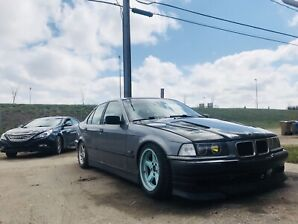 1992 bmw 320i japan LHD (motor swapped)