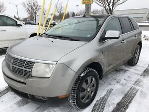 2008 Lincoln MKX Limited Édition AWD Ford Edge Prêt pour hiver