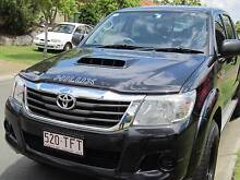 2013 TOYOTA HILUX DUAL CAB 4X4 DIESEL TURBO Mango Hill Pine Rivers Area Preview