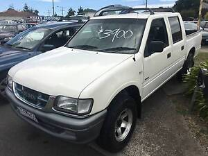 1998 Holden Rodeo Auto Ute REG & RWC Oakleigh East Monash Area Preview