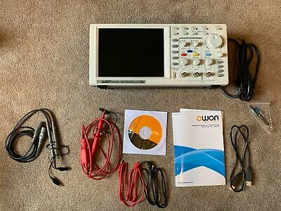 Owon Pds6062t Digital Storage Oscilloscope