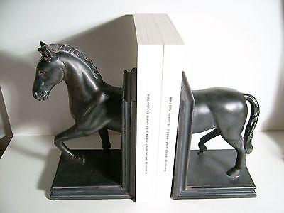 Buchstützen,Pferd,Bücher,Pferdeliebhaber,Dekoration,lesen,Geschenkidee ()