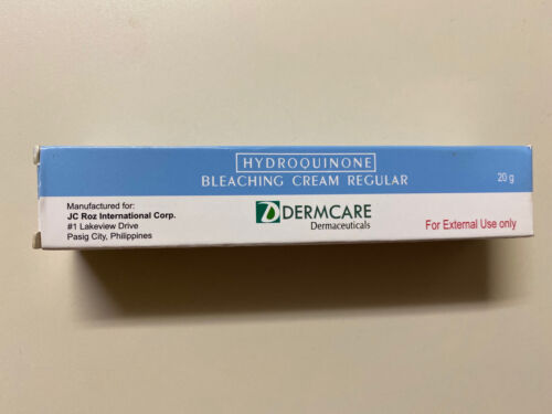 hydroquinone contains 2 percent bleaching cream 20grams