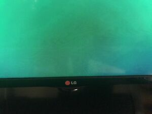 LG 42 inch LED TV along with Sony Blu Ray player