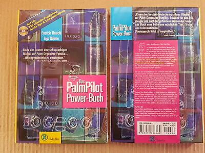 PDA Das Palm Pilot Power-Buch und CD + 333 Programme