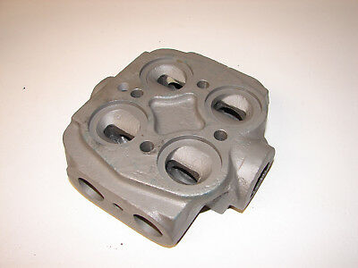 New Fmc Bean Pump P500358 Bare Nitrided Valve Chamber