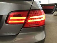 Original BMW E92 Rückleuchten LCI Facelift LED Heckleuchten E92 Nordrhein-Westfalen - Kerpen Vorschau